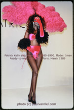 Patrick Kelly, March